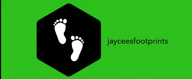 Episode 3: Taking It From The Top! – Jaycee's Footprints